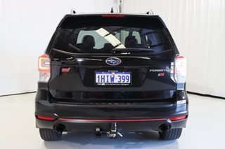 2016 Subaru Forester S4 MY16 tS CVT AWD Black 8 Speed Constant Variable Wagon