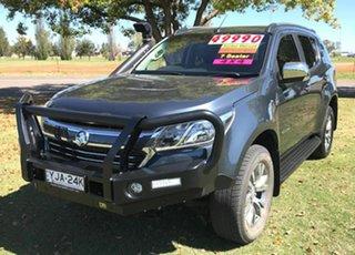 2020 Holden Trailblazer RG MY20 LTZ Grey 6 Speed Sports Automatic Wagon.