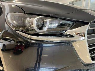 2021 Mazda BT-50 TFS40J XTR Blue 6 Speed Sports Automatic Utility.