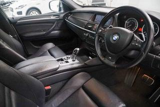 2014 BMW X6 E71 LCI MY1213 xDrive30d Coupe Steptronic Alpine White 8 Speed Sports Automatic Wagon.