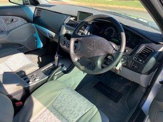 2004 Mitsubishi Magna TL ES Silver 4 Speed Auto Sports Mode Sedan