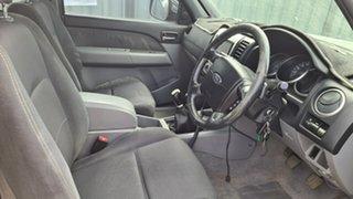 2008 Ford Ranger PJ XLT (4x4) Grey 5 Speed Manual Dual Cab Pick-up