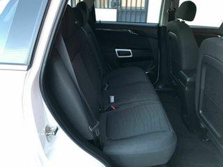 2013 Holden Captiva CG MY13 5 AWD LT White 6 Speed Sports Automatic Wagon