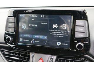 2021 Hyundai i30 PD.V4 MY21 N Line D-CT Amazon Gray 7 Speed Sports Automatic Dual Clutch Hatchback