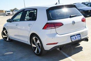 2018 Volkswagen Golf 7.5 MY19 GTI DSG Ceramic White 7 Speed Sports Automatic Dual Clutch Hatchback.