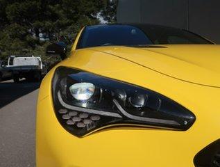 2017 Kia Stinger CK MY18 GT-Line Fastback Yellow 8 Speed Sports Automatic Sedan.
