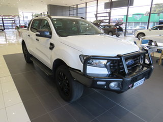 Ford Ranger Wildtrak Double Cab Pick Up.