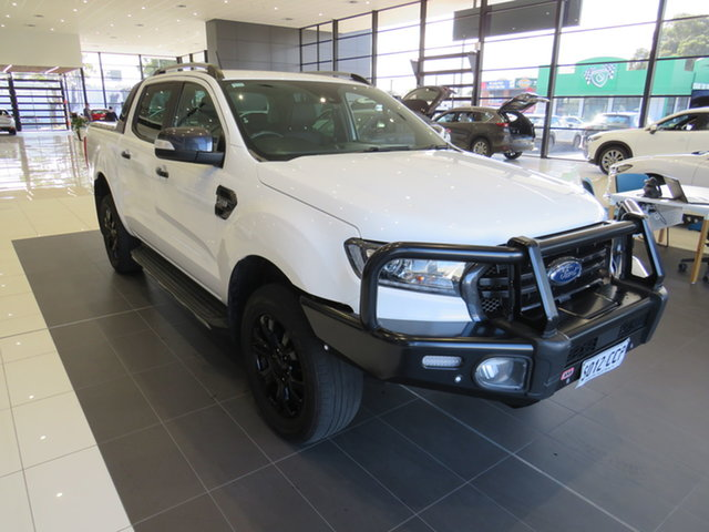Used Ford Ranger PX MkIII 2019.00MY Wildtrak Edwardstown, Ford Ranger Wildtrak Double Cab Pick Up