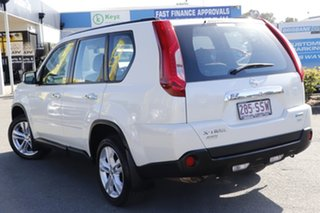2011 Nissan X-Trail T31 Series IV ST Snow White Pearl 1 Speed Constant Variable Wagon.
