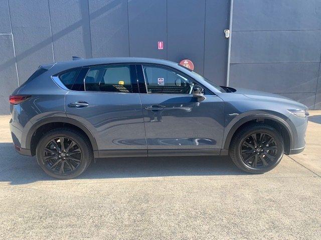 New Mazda CX-5 KF4WLA GT SKYACTIV-Drive i-ACTIV AWD SP Alexandria, 2021 Mazda CX-5 KF4WLA GT SKYACTIV-Drive i-ACTIV AWD SP Polymetal Grey 6 Speed Sports Automatic