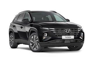 2021 Hyundai Tucson NX4.V1 MY22 Elite D-CT AWD Phantom Black 7 Speed Automatic Wagon