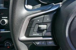 2018 Subaru Impreza G5 MY18 2.0i CVT AWD Silver 7 Speed Constant Variable Hatchback