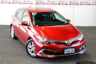 2016 Toyota Corolla ZRE182R MY15 Ascent Sport Wildfire 7 Speed CVT Auto Sequential Hatchback.