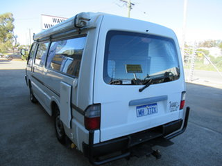 2002 Mazda E2000 White 5 Speed Manual Van