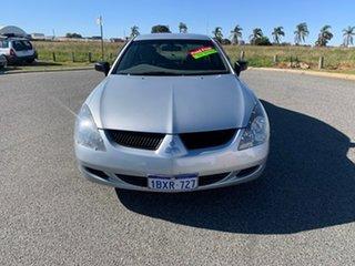 2004 Mitsubishi Magna TL ES Silver 4 Speed Auto Sports Mode Sedan.
