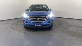 2017 Hyundai Tucson TLE Elite R-Series (AWD) Blue 6 Speed Automatic Wagon.
