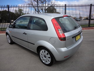 2004 Ford Fiesta WP LX Silver 4 Speed Automatic Hatchback