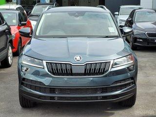 2019 Skoda Karoq NU MY20 110TSI DSG FWD Grey 7 Speed Sports Automatic Dual Clutch Wagon.