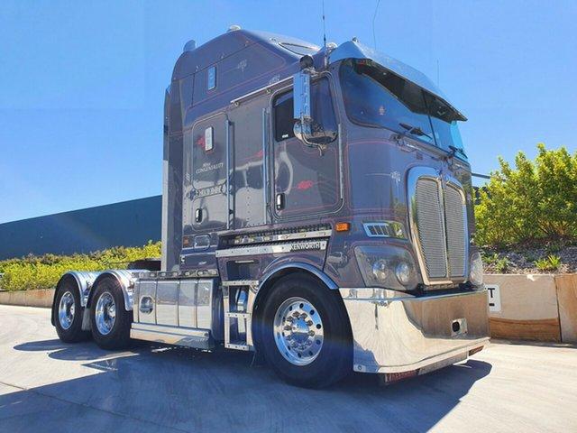 Used Kenworth K200 Truck Harristown, 2018 Kenworth K200 Series K200 Series Truck Grey Prime Mover