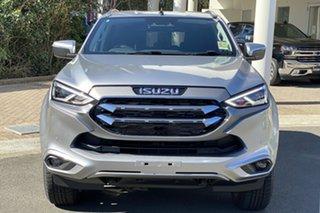 2021 Isuzu MU-X RJ MY21 LS-U Rev-Tronic 4x2 Mercury Silver 6 Speed Sports Automatic Wagon