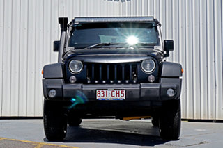 2017 Jeep Wrangler JK MY17 Sport Black 5 Speed Automatic Softtop.