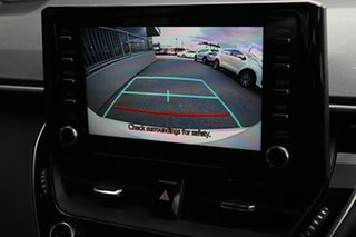 2020 Toyota Corolla ZWE211R Ascent Sport E-CVT Hybrid Pearl White 10 Speed Constant Variable Sedan