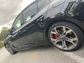 2019 Kia Stinger CK MY19 GT Fastback Black 8 Speed Sports Automatic Sedan