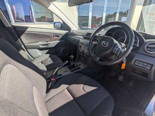 2007 Mazda 3 BK1032 SP23 Silver 6 Speed Manual Hatchback