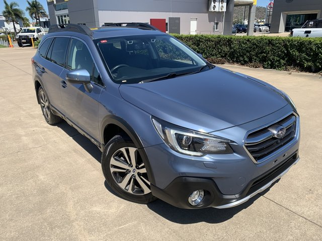 Used Subaru Outback B6A MY18 2.5i CVT AWD Premium Townsville, 2018 Subaru Outback B6A MY18 2.5i CVT AWD Premium Blue 7 Speed Constant Variable Wagon
