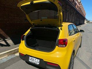 2021 Kia Rio YB MY22 Sport Mighty Yellow 6 Speed Automatic Hatchback