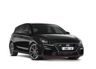 2021 Hyundai i30 Pde.v4 MY22 N D-CT Phantom Black 8 Speed Automatic Hatchback