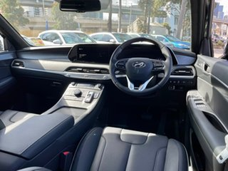 2021 Hyundai Palisade LX2.V2 MY22 Highlander (7 Seat) White Cream 8 Speed Automatic Wagon
