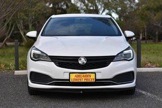 2016 Holden Astra BK MY17 R White 6 Speed Sports Automatic Hatchback.