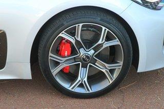 2018 Kia Stinger CK MY18 GT Fastback Silver 8 Speed Sports Automatic Sedan