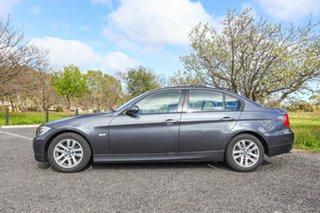 2007 BMW 3 Series E90 320i Steptronic Executive Grey 6 Speed Automatic Sedan.