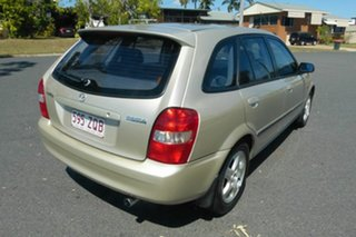 2001 Mazda 323 BJ Astina Gold 5 Speed Manual Hatchback.