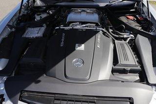 2019 Mercedes-Benz AMG GT R190 809MY C SPEEDSHIFT DCT Iridium Silver 7 Speed