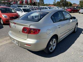 2006 Mazda 3 BK10F1 Maxx Gold 4 Speed Sports Automatic Sedan