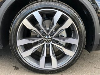2021 Volkswagen T-ROC A1 MY21 140TSI DSG 4MOTION Sport Deep Black Pearl Effect 7 Speed