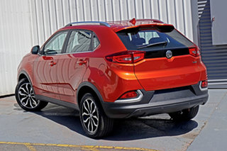 2018 MG GS SAS2 MY17.5 Excite DCT 2WD Orange 7 Speed Sports Automatic Dual Clutch Wagon.