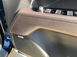 2021 Mazda CX-5 KF4WLA Akera SKYACTIV-Drive i-ACTIV AWD Deep Crystal Blue 6 Speed Sports Automatic