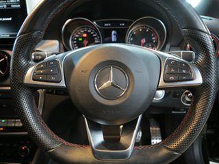 2016 Mercedes-Benz CLA-Class X117 807MY CLA250 Shooting Brake DCT 4MATIC Sport Black 7 Speed