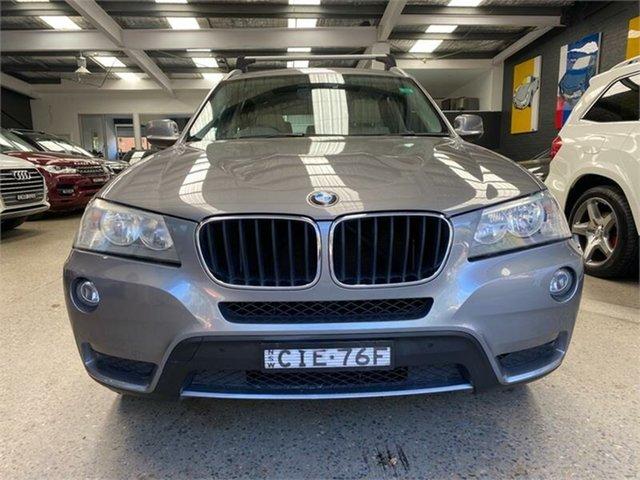 Used BMW X5 E70 Glebe, 2007 BMW X5 E70 Silver Sports Automatic Wagon
