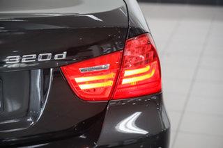2010 BMW 3 Series E90 MY11 320d Steptronic Lifestyle Black 6 Speed Sports Automatic Sedan