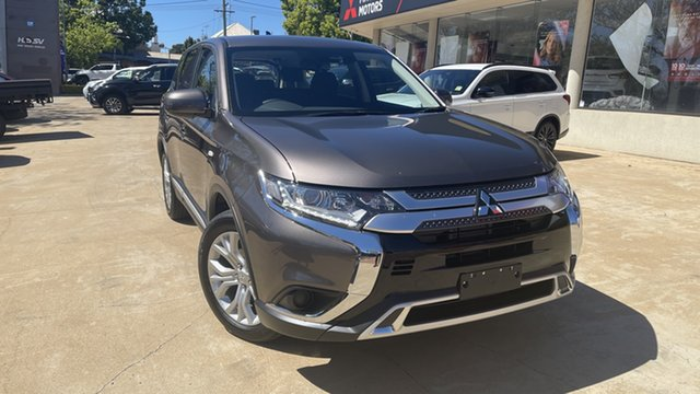 New Mitsubishi Outlander ZL MY21 ES AWD Toowoomba, 2021 Mitsubishi Outlander ZL MY21 ES AWD Ironbark 6 Speed Constant Variable Wagon
