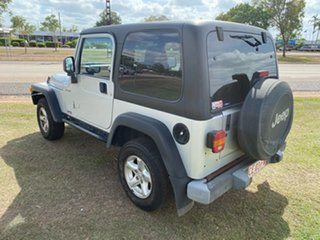 2006 Jeep Wrangler TJ MY2006 65th Anniversary Silver 6 Speed Manual Softtop