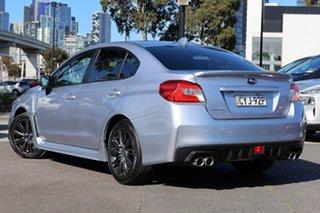 2015 Subaru WRX V1 MY15 Lineartronic AWD Silver 8 Speed Constant Variable Sedan.