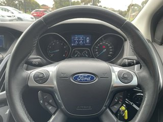 2011 Ford Focus LW Sport PwrShift Silver 6 Speed Sports Automatic Dual Clutch Hatchback