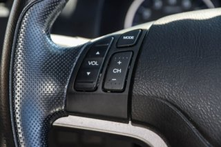 2010 Honda CR-V RE MY2010 Sport 4WD Silver 5 Speed Automatic Wagon