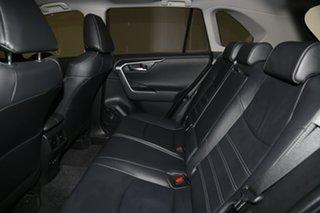 2019 Toyota RAV4 Axah54R Cruiser eFour Silver 6 Speed Constant Variable Wagon Hybrid
